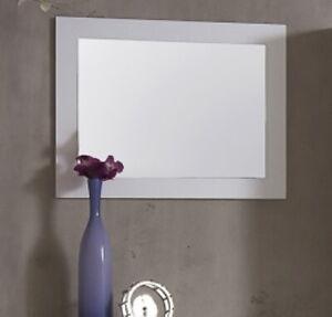 Wandspiegel Flurspiegel Badspiegel weiss - (2500)