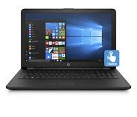 "New HP 15.6"" Touch screen Laptop Intel/4GB/500GB/Win 10/DVD-RW/HDMI/WiFi/Webcam"