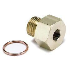 "Auto Meter 2268 16mm To 1/8"" NPT LS Engine Oil Pressure Sender Adapter Fitting"