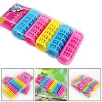 5 Pcs/Set Large Hair Salon Rollers Curlers Tools Hairdressing Use DIY bara Top
