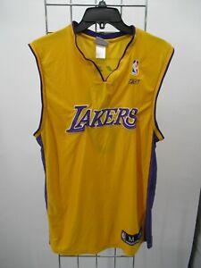 H2351 Reebok Los Angeles Lakers 8 NBA-Basketball Jersey Size M