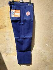 """ancien pantalon bleu de travail neuf avec étiquette """" PIGEON VOYAGEUR """"  230"""
