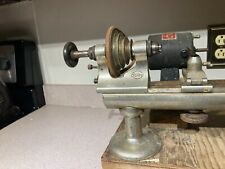 Vintage BOLEY Watchmakers Lathe Working Condition w/Newall Motor NO RESERVE!!
