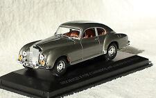 Bentley Type R grau 1954 1:43 Yat Ming Modellauto