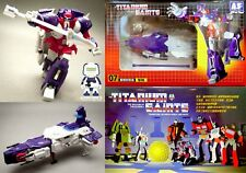 Transformers AllFun Toys AFT-07 Titanium Saint aka classic Alpha Trion MISB