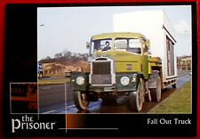 THE PRISONER, VOLUME 2 - Card #37 - Fall Out Truck - Factory Ent. 2010