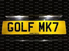 VW Golf MK7 Bluemotion TDI Número De Matrícula 10 LED Canbus
