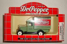 Lledo Days Gone Promotional Diecast Model 1934 Chevrolet Box Van, Dr Pepper