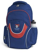 Knights - NRL Team Logo Supporter Official Licensed Fusion Backpack Sports Bag