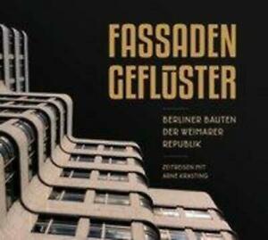 Fassadengeflüster | Arne Krasting | Taschenbuch | Deutsch | 2020