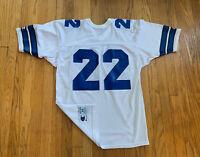 Dallas Cowboys Vintage 90's Emmitt Smith Champion Jersey Mens 44 L Rare