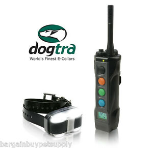 Dogtra EDGE 1 Mile Remote Dog Trainer Expandable Waterproof w/ Location Lights