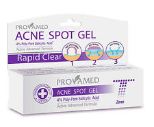 Provamed Acne Spot Gel For Cystic Acne Pimple Clear Skin Face CareTreatment 10g