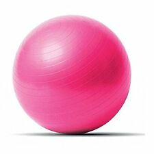 Protoner Gym Ball 65 cms fwith inflating pump Pink