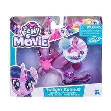 My Little Pony the Movie Seapony Rarity Applejack and Twilight