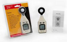 Digital light meter luxmeter Lux FC Luminometer photomètre 12 mois de garantie
