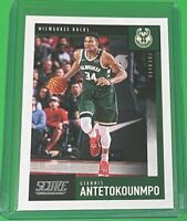2019-20 Panini Chronicles SCORE Giannis Antetokounmpo Milwaukee Bucks #613 MVP🔥