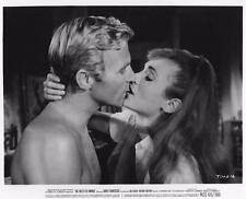 """The Valley of Gwangi"" vintage movie photo, James Franciscus, Gila Golan, 1969"