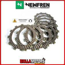 F1575/5A KIT DISCHI FRIZIONE NEWFREN SACHS EKF ENGINE 4/5/6 SPEED (5 discs) - 50