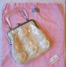 PIMPI SMITH Designs Custom One-of-a-Kind Bridal Special Occasion Purse Hand Bag