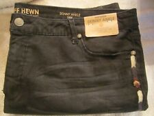 Ruff Hewn Plus Size 24W Womens SKINNY ANKLE JEANS WASHED BLACK NWTS