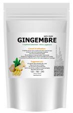 GELULES GINGEMBRE Antioxydant 180 GEL. IE 07