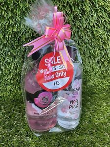 The Body Shop British Rose Shower Gel And My Pick Body Mist