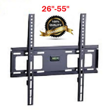 """eGALAXY® Universal Ultra Slim Fixed TV Wall Mount for 26""""-55"""" TV , 015B-M"""