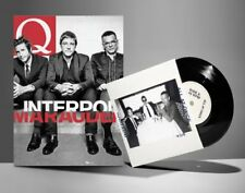 """Interpol """"All At Once"""" 7"""" + Q Magazine collectors edition BRAND NEW"""