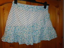 Cotton Regular Size Tiered Skirts for Women