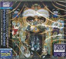 MICHAEL JACKSON-DANGEROUS -JAPAN Blu-spec CD2 D20
