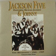 JACKSON FIVE - THE BEGINNING - 1968 - 1969  -  CD
