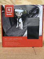 "Reddy Grey Pet Car Hammock, 65"" L X 20"" W Brand New"