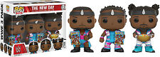 FUNKO POP WWE NEW DAY BOOTY O EXCLUSIVE 3 PACK VINYL FIGURE SET