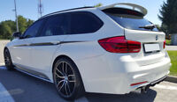 FOR BMW 3 SERIES TOURING F31 PERFORMANCE LOOK SPOILER TAILGATE COVER DOOR WING