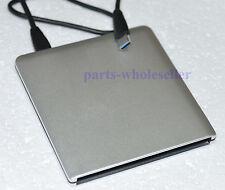 USB 3.0 2.0 SATA Laptop DVD ODD Burner Drive External 9.5mm Case Enclosure Caddy