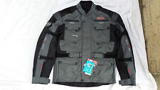 "RK SPORTS 'Storm' Mens Textile Motorbike / Motorcycle Jacket UK 36"" Chest (#3)"