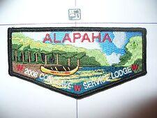 OA Alapaha Lodge 545,S-39,2008 SR-4N Conclave Host Flap,353,98,Valdosta,GA,AL,FL
