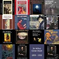 Sherlock Holmes - Arthur Conan Doyle - Huge Collection of Audiobooks on mp3 DVD
