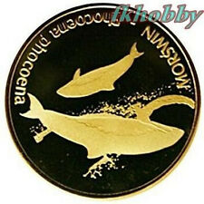 Polonia 2012 coins 15 Pos. Morświn Porpoise Fish Fisch Poissons Pesce Ryba od