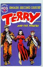 Terry and the Pirates #2 Milton Caniff 1998