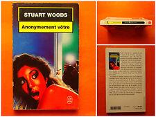 Anonymement vôtre -Stuart Woods -Le Livre de Poche Policier N° 17145