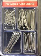 Cotter Pins Split Pins 71pcs 4 Different Sizes Assortment Hardware Tool