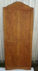 Möbel, Restaurierungsmaterial Holz, antik, Schrank, 1900, Vogelaugenahorn, Tür