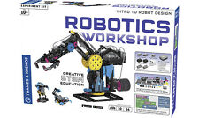 Robotics Workshop Thames & Kosmos Build & Code 10 Robots 620377