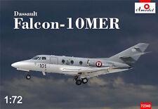 1/72 Dassault Falcon 10Mer - NEW Amodel!