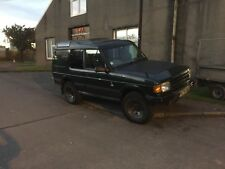 Land Rover discovery 300tdi commercial auto