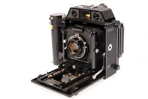 Topcon Horseman 985 Topcor 3.5/105mm 6x9 Magazon Grip Messucher Field Camera