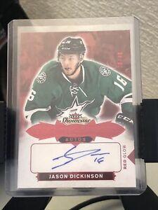 JASON DICKINSON RED 20/49 HOT PROSPECT FREE SHIPPING