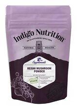 Reishi Pilz Pulver - 50g - (Beste Qualität) Indigo Herbs